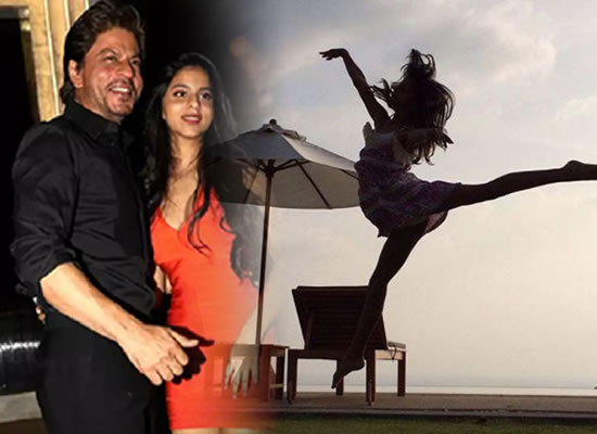 SRK's heartwarming birthday wish for daughter Suhana Khan!