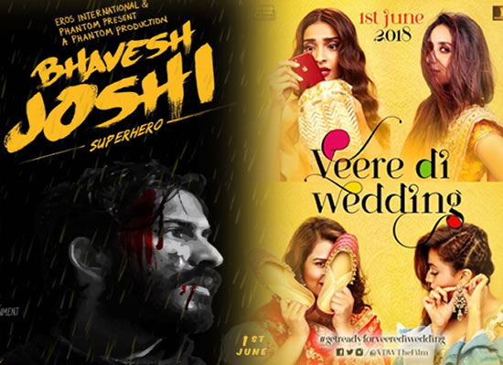 Sonam starrer Veere Di Wedding to clash with bro Harshvardhan starrer Bhavesh Joshi!
