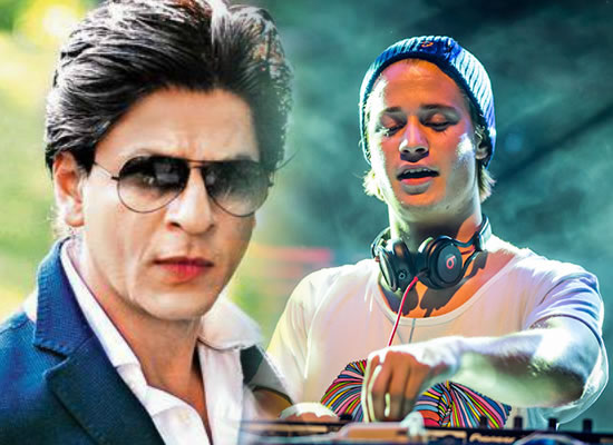 Shah Rukh Khan is a big name all over the world, says DJ Kygo!