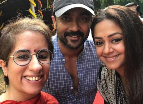 Suriya is best actor in our country, says filmmaker Guneet Monga!