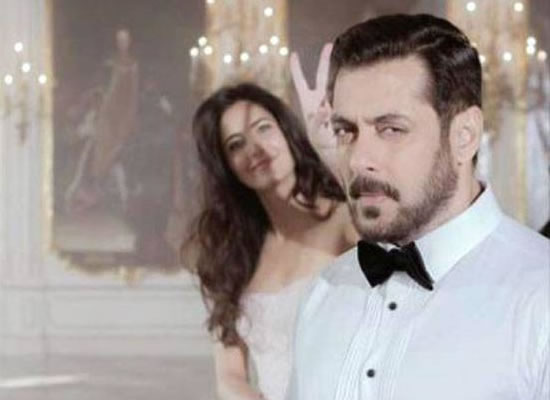 Salman and Katrina to star in the third part of the franchise?