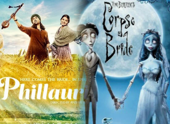 There's no similarity between Phillauri and Corpse Bride, says Anushka Sharma!