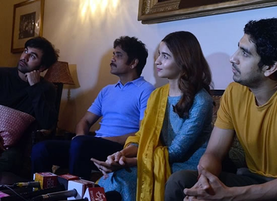 Nagarjuna to join Alia Bhatt and Ranbir Kapoor in Varanasi for Brahmastra!