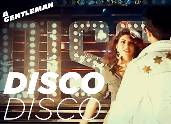 Disco Disco Song of film A Gentleman at No. 3 from 4th Aug to 10th Aug!