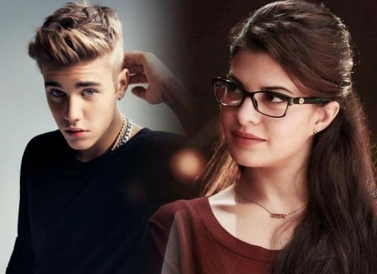 Jacqueline is going to be Justin Bieber's tour guide in Mumbai!