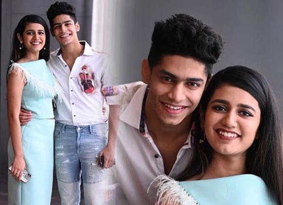 Is Priya Prakash Varrier dating with Oru Adaar Love costar Roshan Abdul Rahoof?