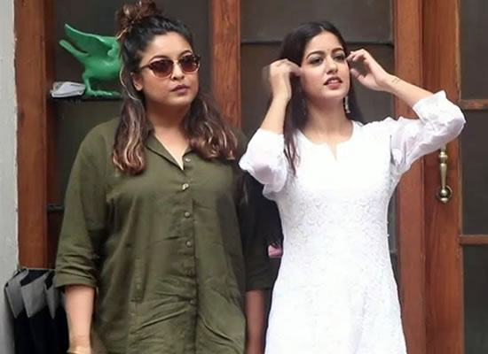 Ishita Dutta Sheth opens ups about her sister Tanushree's Me Too battle!