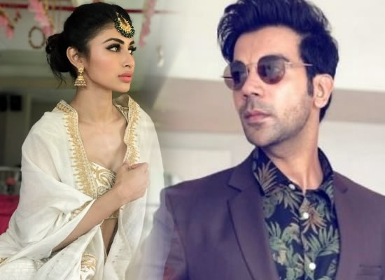 Rajkummar Rao and Mouni Roy to play a married couple in their next Made in China!