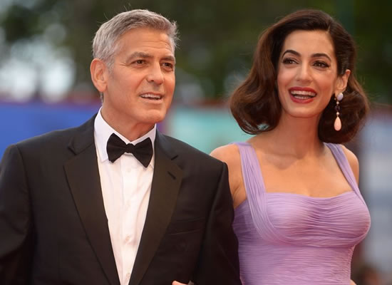 Amal Clooney reveals about Ella and Alexander's first word!
