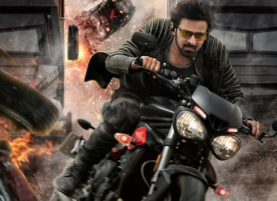 Prabhas to shoot an intense action climax scene with 100 fighters for Saaho!