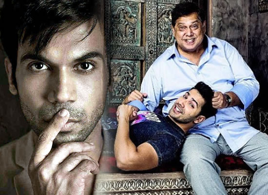 Dad wants to make a film with Rajkummar Rao, says Varun Dhawan!