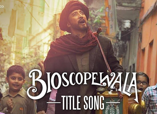 Bioscopewala song of film Bioscopewala at No. 8 from 1st June to 7th June!
