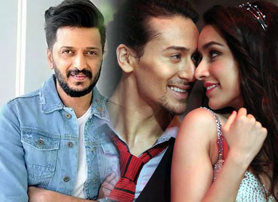 Riteish Deshmukh to unite with Tiger Shroff and Shraddha Kapoor in Baaghi 3!