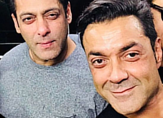 Salman wishes Bobby Deol to essay a significant character in Bharat?