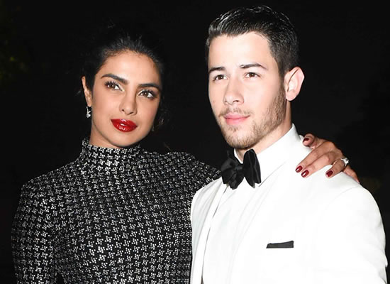 Priyanka Chopra and Nick Jonas apply for marriage license at Beverly Hills Courthouse!