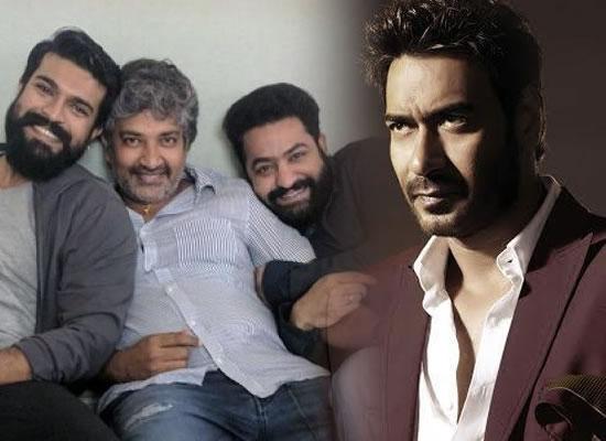 Ajay Devgn to star in SS Rajamouli's next?