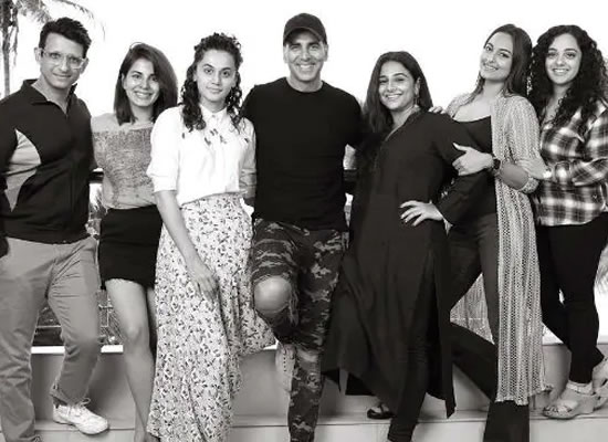 Akshay Kumar's Mission Mangal to release on 15th August, 2019!