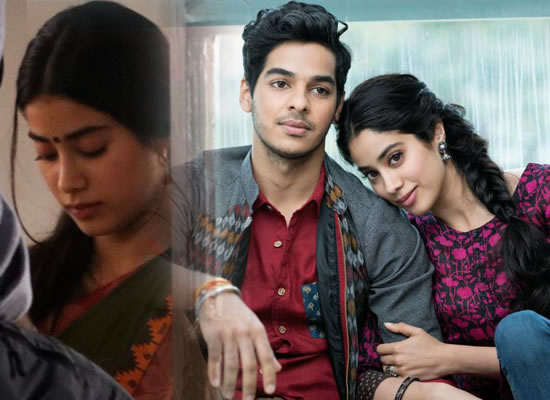 No-phone policy on the sets of Janhvi-Ishaan starrer movie Dhadak!