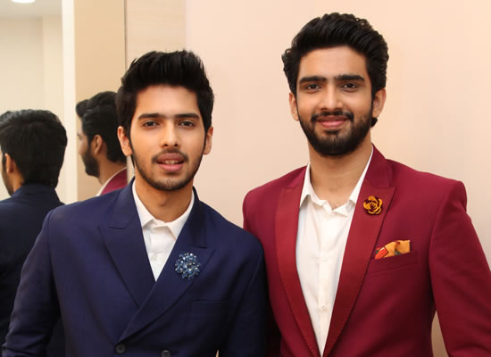 Armaan Malik criticizes a publication for missing out on brother Amaal's name!