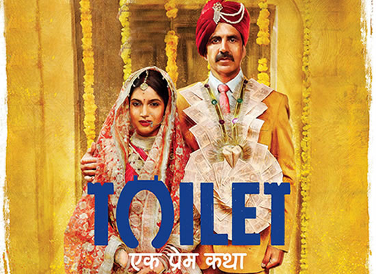 The music of Toilet - Ek Prem Katha is praiseworthy enough to be played repetitively.
