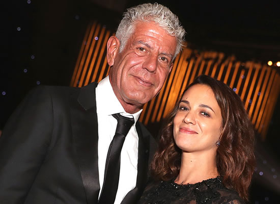 He was my love, my rock, my protector, says Asia Argento about Anthony Bourdain!