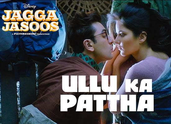 Ullu Ka Pattha song of film Jagga Jasoos at No. 4 from 9th June to 15th June!