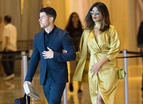 Nick Jonas to come India with Priyanka for attending a housewarming party?
