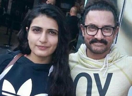 Thugs of Hindostan is about Fatima Sana Shaikh's character, says Aamir Khan!