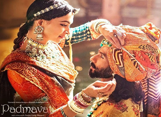 Filmamker-composer Sanjay Leela Bhansali weaves magic for the music of Padmavat!