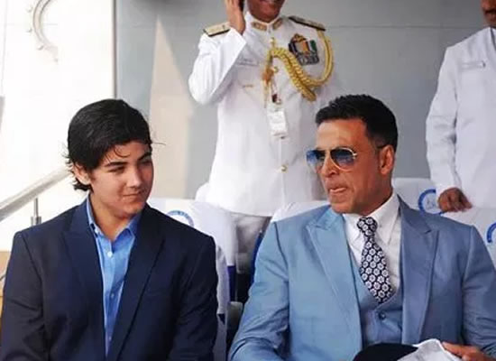 He is interested only in his studies, says Akshay Kumar on his son Aarav!