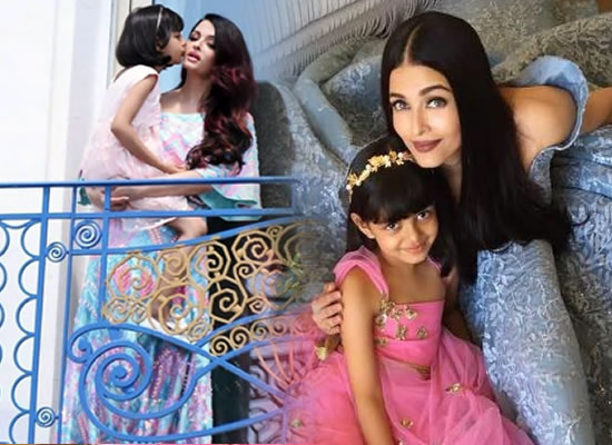 I happily played mummy to Aaradhya and threw work around, says Aishwarya!