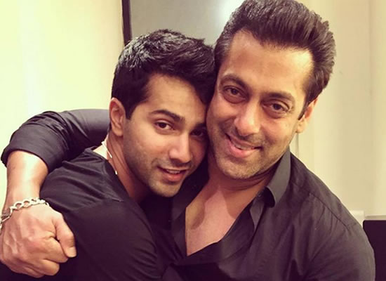 Salman and Varun to share screen together in Kick 2?