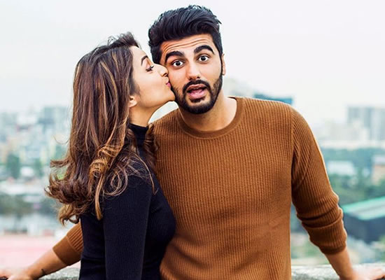 Parineeti and I knew we'd always be there for one another, says Arjun Kapoor!