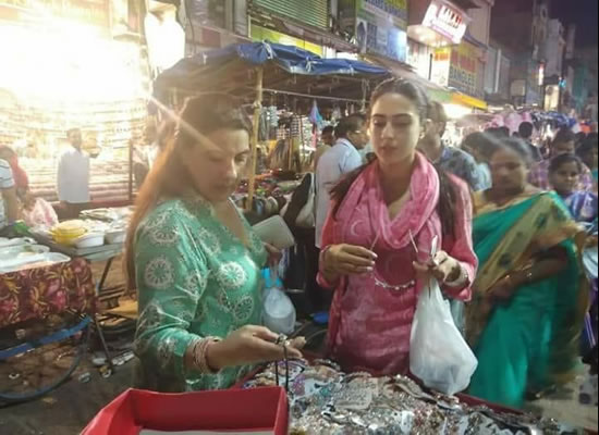 Sara Ali Khan to visit Hyderabad's Choodi Bazaar for shopping!