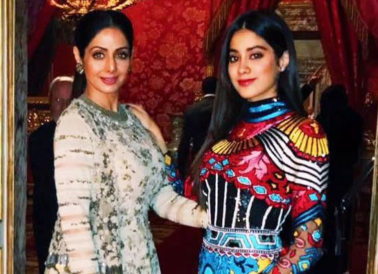 She must cultivate her craft herself, says Sridevi on daughter Jhanvi's debut!