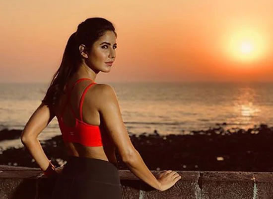 I don't want to be scared, says Katrina on staying away from horror films!