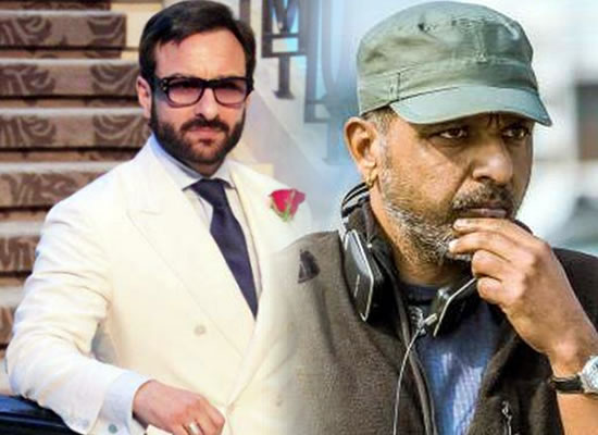 Saif's next with Navdeep Singh titled Dusshera?