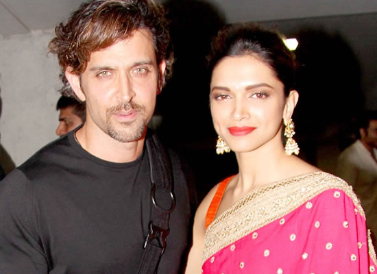 Hrithik Roshan to unite with Deepika Padukone for Farah Khan's Satte Pe Satta remake!