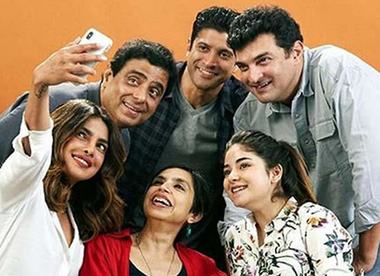 Priyanka Chopra to begin shooting for Shonali Bose's The Sky Is Pink!