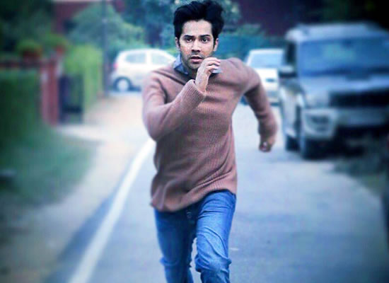 Our film is not a cliched love story, says Varun Dhawan about film October!