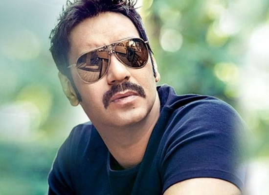 Ajay Devgn to play an Income Tax Officer in Raid!