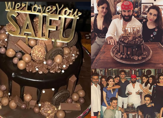 Kareena Kapoor Khan to host a birthday party for hubby Saif Ali Khan!