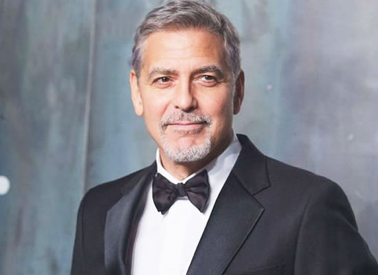 Proud of changes I'm seeing in this industry, says George Clooney!