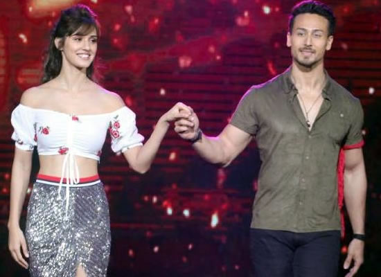 Tiger Shroff opens up about his relationship status with Disha Patani!