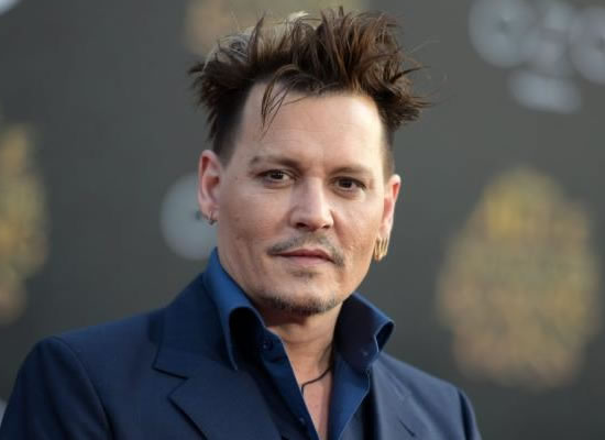 Johnny Depp to star as cop in 'Labyrinth'!