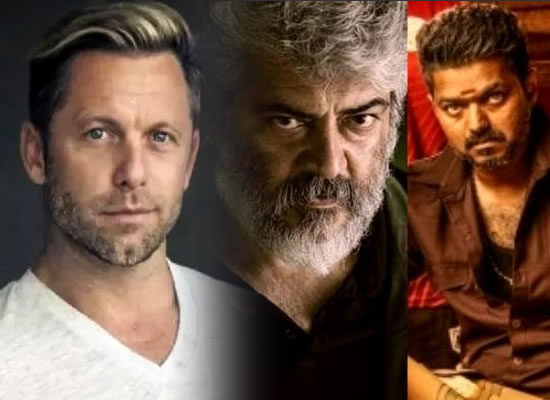 Stunt director Lee Whittaker wants to cast Thalapathy Vijay and Ajith Kumar in a film!
