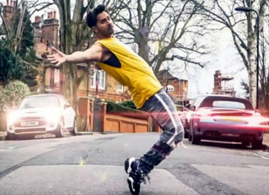Varun Dhawan to shoot on the streets of London for Street Dancer 3D!