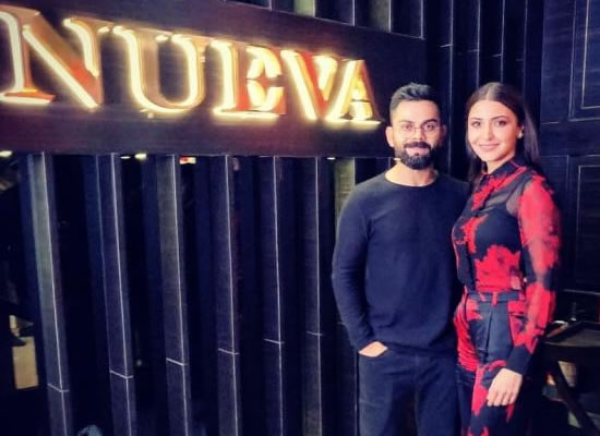 Virat Kohli to share a lovely photo with his Valentine Anushka Sharma!