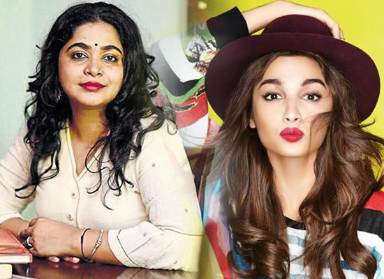 Alia confirms being a part of Ashwiny Iyer Tiwari's next!
