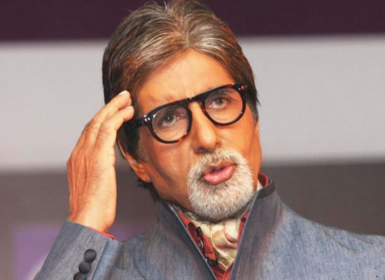 Thugs Of Hindostan is rough, tough, says Amitabh Bachchan!